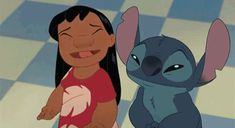 Peace, Love and Disney - Lilo and Stitch