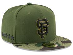 87925e80117 San Francisco Giants New Era 2017 MLB Memorial Day 59FIFTY Cap Hats For  Sale
