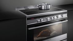90cm freestanding oven induction cooktop size:nz - Google Search