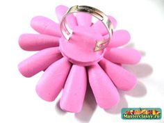 This site has many tutorials. Fimo Ring, Polymer Clay Ring, Polymer Clay Crafts, Diy Clay, Diy Jewelry, Jewelry Rings, Clay Figurine, Polymer Clay Miniatures, Clays