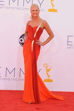 Nancy O'Dell #Emmys #RedCarpet
