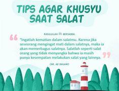 TIPS AGAR KHUSYU DALAM SALAT Islam Marriage, Agar, Islamic Quotes, Tips, Counseling