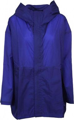 Hooded Raincoat from Plantation: Bluette Hooded Raincoat with drawstring hood, long sleeves, side slit pockets and concealed front fastening Raincoat Jacket, Hooded Raincoat, Rain Jacket Women, Raincoats For Women, Hoods, J Crew, Windbreaker, Long Sleeve, Sleeves