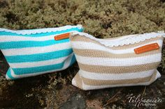Virkattu pussukka Crochet Home, Knit Crochet, Crochet Bags, Toms, Crochet Patterns, Arts And Crafts, Purses, Knitting, Sneakers