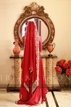 gorgeous bridal capture - for more follow my Indian Fashion Boards :)