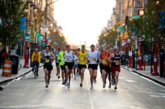 2012 Philadelphia Marathon elite runners. #phillymarathon http://philadelphiamarathon.com/