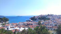#travel # skiathos #greece # home #sunny #water #sea