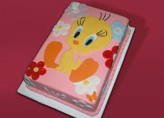 Tweety on Cake Central