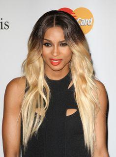 ciara hairstyles | Ciara Celebrity Hairstyles