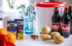 Hemmagjord glögg – Recept på glögg   Fredriks fika Fika, Christmas Holidays, Vegetables, Juice, Vegetable Recipes, Christmas Vacation