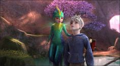 Rise of the Guardians ~ Tooth Fairy & Jack Frost