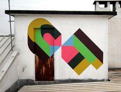 CT / via The Post Family. #typography #street_art