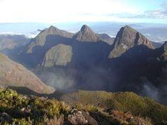 Le parc national de Marojejy est un parc national dans la région de la Sava au nord-est de Madagascar. Il couvre 55 500 ha sur le massif du Marojejy