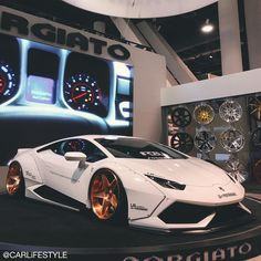 Liberty Walk Huracan..that's really all that needs to be said