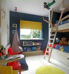 Book shelves, colours. Dulux on fb