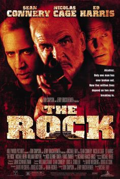 The Rock (1996)  -The ultimate San Francisco action film; combining the best elements of Bullitt and Alcatraz films.