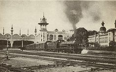 Central Railway Station.