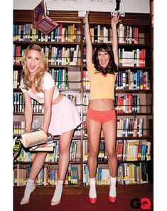 Insightful photo of library books, a storehouse of knowledge. #Glee