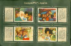 Àlbum de cromos de 'Garbancito de la Mancha' (1946) | Flickr - Photo Sharing!