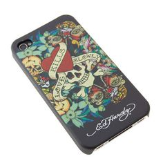 Ed Hardy iphone cover