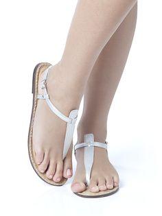 T-Strap Sandal http://www.dessy.com/accessories/t-strap-sandal/#.VPFhzpU5DgM
