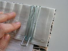 Sewing 101 How To Use Pleating Tape Pleated Lined