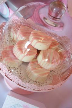 And Everything Sweet: Baby Shower .....dessert ideas