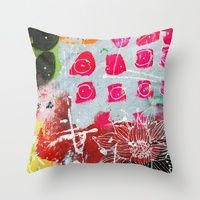 Throw Pillows by Alisa Burke | Page 2 of 2 | Society6