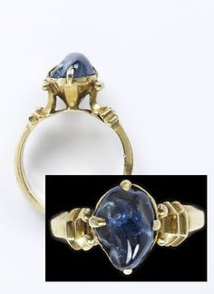 Ring Place of origin: Europe (west, made) Date: (made) Medieval Jewelry, Ancient Jewelry, Old Jewelry, Jewelry Tools, Gems Jewelry, Jewelry Art, Antique Jewelry, Vintage Jewelry, Jewelry Design
