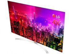 """Smart TV LED 65"""" LG 4K Ultra HD 3D 65UH9500 - Conversor Digital 3 HDMI 3 USB Wi-Fi 2 Óculos com as melhores condições você encontra no Magazine Scheon. Confira!"""