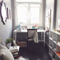 craft office nook all for me!!