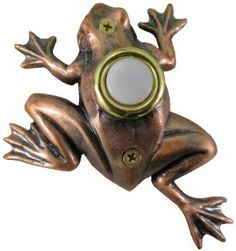 Company's Coming DBZ-009 Frog Bronze Doorbell Cover - Amazon.com