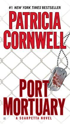 Port Mortuary (Kay Scarpetta) by Patricia Cornwell http://www.amazon.com/dp/0425243605/ref=cm_sw_r_pi_dp_rIKJvb050J5S8