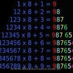 Curiosidades matemáticas que te sorprenderán
