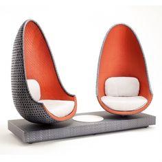 Philip Starck chairs