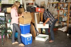 7 Steps to a Cleaner, More Organized Garage | The Sparefoot Blog