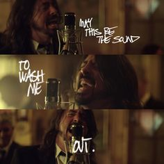 In The Clear - Foo Fighters <3