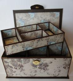 Handmade gifts: Casket MK