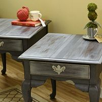 Best 25 Distressed end tables ideas on Pinterest Refurbished