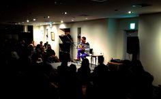 Yoshiro Nakamura @ G-Call salon live