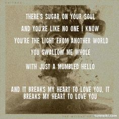 Image result for editors lyrics about love