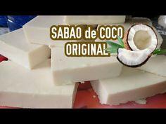SABAO DE COCO em BARRA ORIGINALINEDITA Receita: Elisangela Evaristo - YouTube