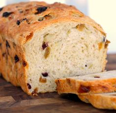 Sourdough Apple Bread Want To Try Using My Starter And A Long Ferment