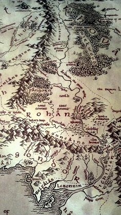 Favorite location - Middle earth. I'd take all of it, even the horrible parts and the evil, if I could go there.