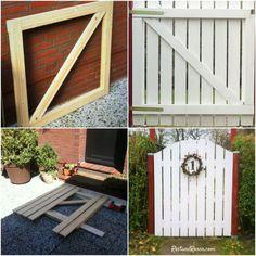 Gartentor DIY...