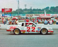 "Bobby Allison - 1983 Buick Regal - ""Miller"""