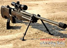 Hot Airsoft Sniper Rifle at eHobby Asia