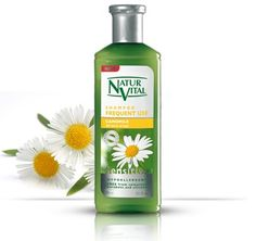 Hair Shampoo Camomile - Frequent Use - 300 Ml / Natural and Organic ** Continue to the product at the image link.