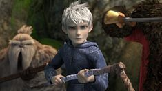 adorable Jack Frost - Rise of the Guardians
