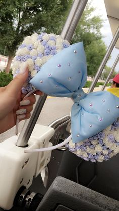 Mickey Minnie Ears Cinderella Princess from EarsByMice
